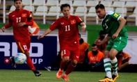 Iraq 1-0 Việt Nam: Chia tay giấc mơ World Cup