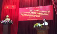 'Đạt mục tiêu thống nhất cao trong Đảng và đồng thuận xã hội'