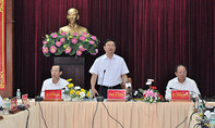 Bí thư Thành ủy TP.HCM Đinh La Thăng: Khoa học công nghệ phải thật sự là động lực phát triển kinh tế