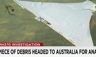 Phát hiện mảnh vỡ nghi của MH370 dạt vào bờ biển Mozambique