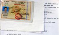 Phát hiện gần 1.000 giấy phép lái xe giả