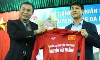 HLV Nguyễn Hữu Thắng dẫn dắt đội tuyển Việt Nam 2 năm