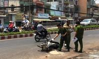 Hai nữ sinh bị tạt axit giữa Sài Gòn