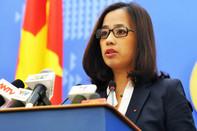 Việt Nam lên tiếng về giàn khoan Trung Quốc ở ngoài cửa vịnh Bắc Bộ