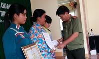 Bộ Công an truy tặng Bằng khen công an viên hy sinh trong khi làm nhiệm vụ