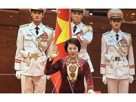 Bà Nguyễn Thị Kim Ngân đắc cử chức Chủ tịch Quốc hội