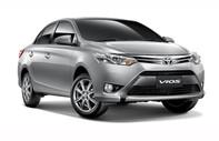 Toyota Vios 2016 có giá bán từ 372 triệu đồng