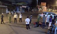 Clip nam thanh niên tông đuôi xe biển số nước ngoài, tử vong