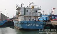Điều gì phía sau việc bàn giao hai tàu cá vỏ thép cho công ty đóng tàu?
