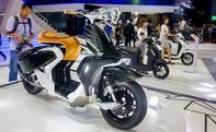 Ngắm xe tay ga của tương lai – Yamaha 04GEN