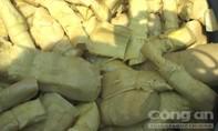 Thu giữ hai tấn măng không rõ nguồn gốc, hôi thối ở Huế