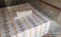 Bắt giữ 1000 gói thuốc lá lậu đang trên đường tiêu thụ