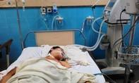Một nhân viên dự án rà phá bom mìn bị thương nặng do bom nổ