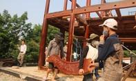 """Vụ """"biệt phủ"""" 150 tỷ đồng ở chân đèo Hải Vân: Xin thêm thời gian tháo dỡ vì công trình  đồ sộ"""