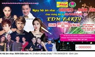 Ngày hội âm nhạc Bidrico – Đầm Sen chào mừng đại lễ 30/4 & 1/5