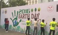 1000 bạn trẻ nhảy flash mob hưởng ứng 'Ngày Trái Đất'