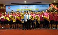 CLB Sài Gòn quyết thắng để làm quà cho người hâm mộ Sài Gòn
