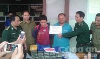 Bắt hai đối tượng người Lào vận chuyển heroin xuyên quốc gia