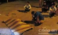 Cô gái trẻ tông vào đuôi xe rác chết thảm
