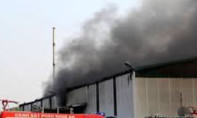 Nổ nồi hơi tại khu công nghiệp Nam Cấm, nhiều người bị thương