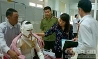 Hỗ trợ nạn nhân bị thương vụ nổ lò hơi tại KCN Nam Cấm