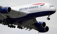 Máy bay chở khách của Anh va chạm với Flycam