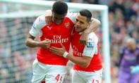 Thắng đậm, Arsenal trả đủ cả vốn lẫn lời cho Watford