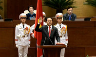 Ông Trần Đại Quang đắc cử chức Chủ tịch nước