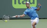 Djokovic chật vật vào chung kết Miami Mở rộng 2016