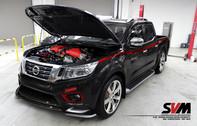 Nissan Navara phiên bản độ sẽ có động cơ mạnh nhất thế giới