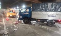Vụ tai nạn hầm sông Sài Gòn: Do tài xế mất tập trung