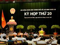 Ngày mai HĐND TP.HCM sẽ bầu bổ sung chức danh Phó chủ tịch UBND TP