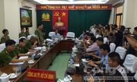 Công an TP.HCM gặp gỡ báo chí về việc quán ăn Xin Chào bị xử lý hình sự do chậm đăng ký kinh doanh