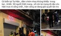 Bác tin đồn hỗn chiến trong quán bar khiến 50 người thiệt mạng