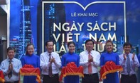 Bí thư Thành ủy TP.HCM Đinh La Thăng đánh giá cao Ngày sách Việt Nam 2016