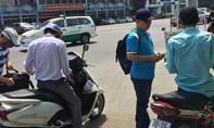 Tài xế xe ôm Grabbike liên tục bị hành hung tại khu vực sân bay Tân Sơn Nhất