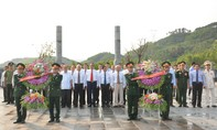 Tổng Bí thư Nguyễn Phú Trọng dự lễ kỷ niệm 110 năm ngày sinh cố Tổng Bí thư Hà Huy Tập
