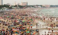 Cấm buôn bán, nấu nướng trên bãi biển Vũng Tàu