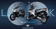 Honda bổ sung màu mới cho Air Blade 2016