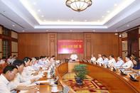 Ban Chỉ đạo Trung ương về phòng chống tham nhũng gồm 16 thành viên