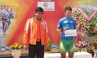 Nguyễn Thành Tâm xuất sắc dành ngôi số 1 chặng đua vòng quanh Hồ Xuân Hương