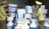 Bắt giữ cơ sở kinh doanh thiết bị vệ sinh giả nhãn hiệu Viglacera