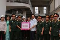 Chủ tịch nước Trần Đại Quang thăm, làm việc tại Đà Nẵng