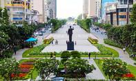 Cấm tất cả phương tiện đi vào đường Nguyễn Huệ trong ngày 30-4, 1-5