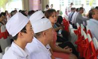 Bí thư Thăng vừa thị sát xong, 40 bác sĩ tuyến trên đồng loạt về huyện Củ Chi