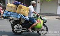 'Xe mù' vẫn ngang nhiên hoạt động trên đất Sài Gòn