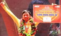 Nguyễn Trường Tài lần thứ hai liên tiếp đoạt áo vàng chung cuộc