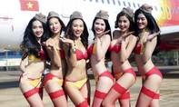 Những 'chiêu trò' quảng cáo bikini đối lập với nội dung truyền tải