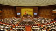 Quốc hội kiện toàn nhân sự Hội đồng Quốc phòng An ninh và Hội đồng Bầu cử Quốc gia