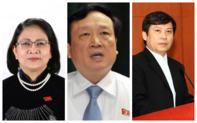 Bà Đặng Thị Ngọc Thịnh trúng cử Phó chủ tịch nước